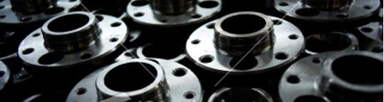 manufacturing parts in storage
