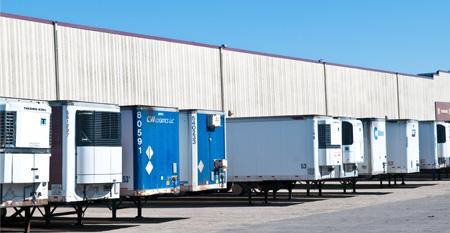 400,000 Square Feet Storage Capacity Warehousing